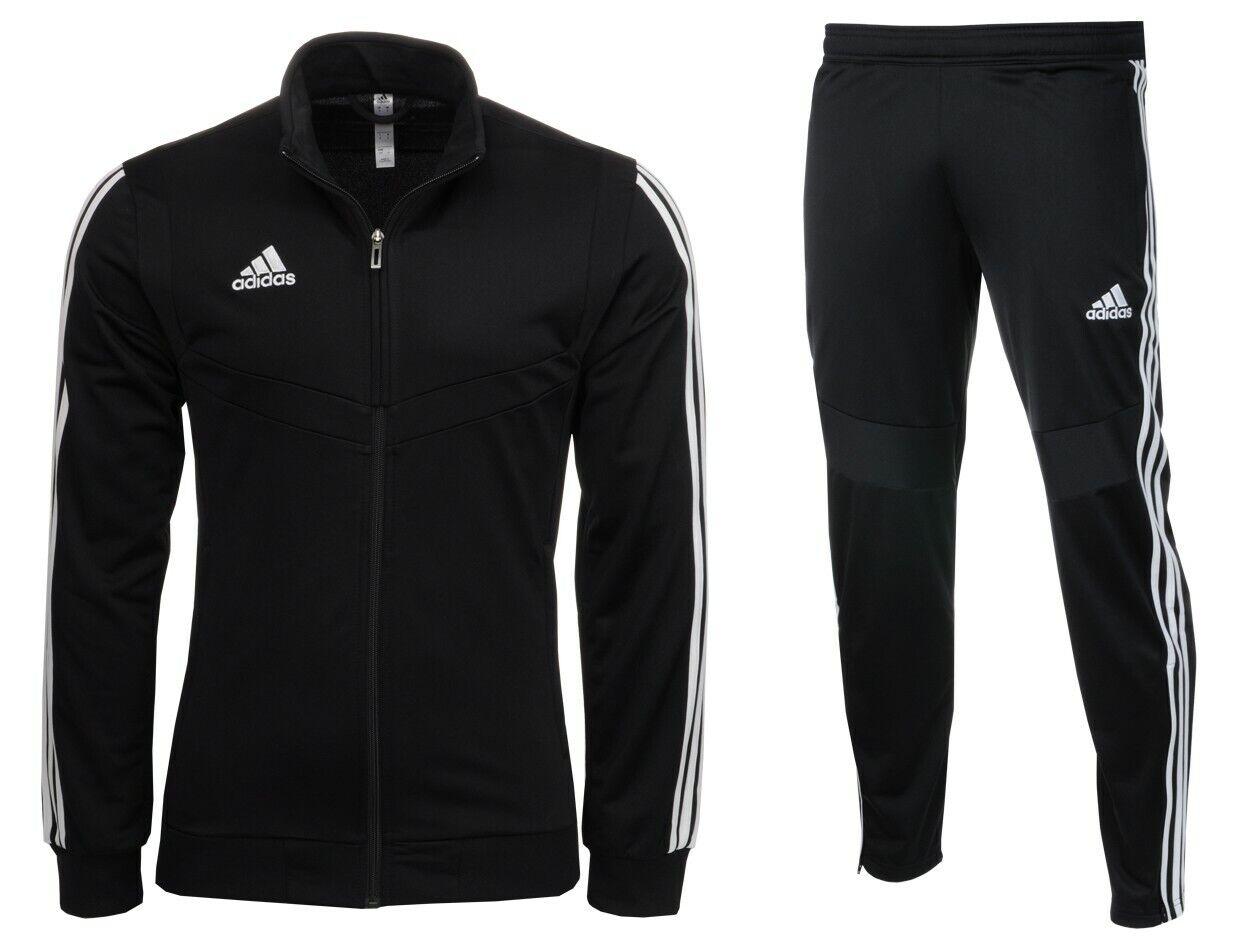 Спортивные костюмы adidas Herren Trainingsanzug TIRO 19 Sport Fussball Sportanzug Jogginganzug