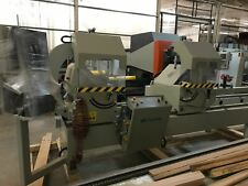 Italmac Reverse 9000 Automatic Twin Head Double End Miter Saw 2016