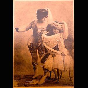 Art-Deco-1920s-Arcade-Exhibit-Card-Antique-French-Lithograph-Paris-Theatre-VTG