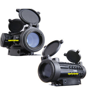 New-1x30-Red-Green-Dot-Sight-Scope-with-3-side-20mm-rail-for-hunting-airsoft