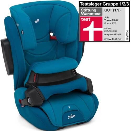 1//2//3 Isofix Joie Traver Shield Pacific Autositz Kindersitz Kinderautositz Gr