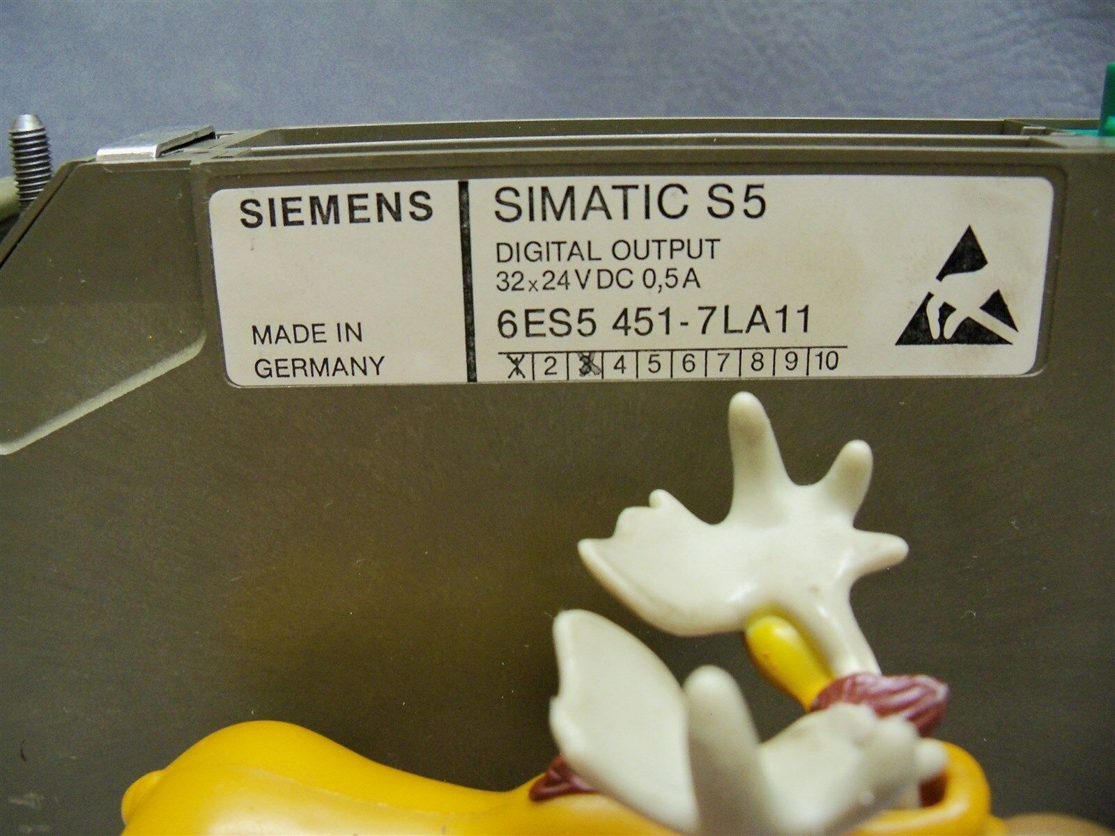 Siemens Simatic S5 6ES5451-7LA11 Módulo Módulo Módulo De Salida Digital ecc4da