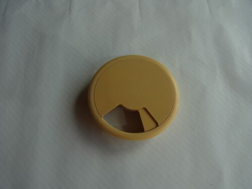 Kabeldurchlass Kabeldose Kabeldurchführung Ø 80 mm Tutti Buche