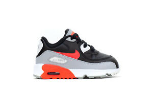 air max 90 nere in pelle