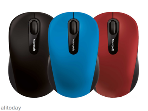 Microsoft Bluetooth 4 0 Mobile Mouse 3600 For Windows 10, 8 1, 8