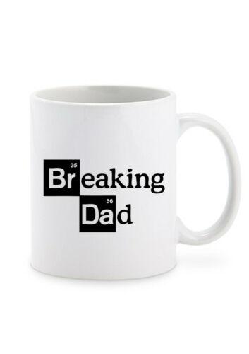 Festa del papà Breaking Bad Breaking a Dad Tazza