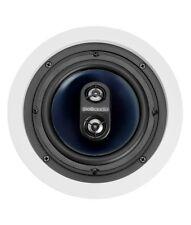 Polk Audio RC6s In-Ceiling Single Stereo Loudspeaker White 100W Speaker 24hr P+P