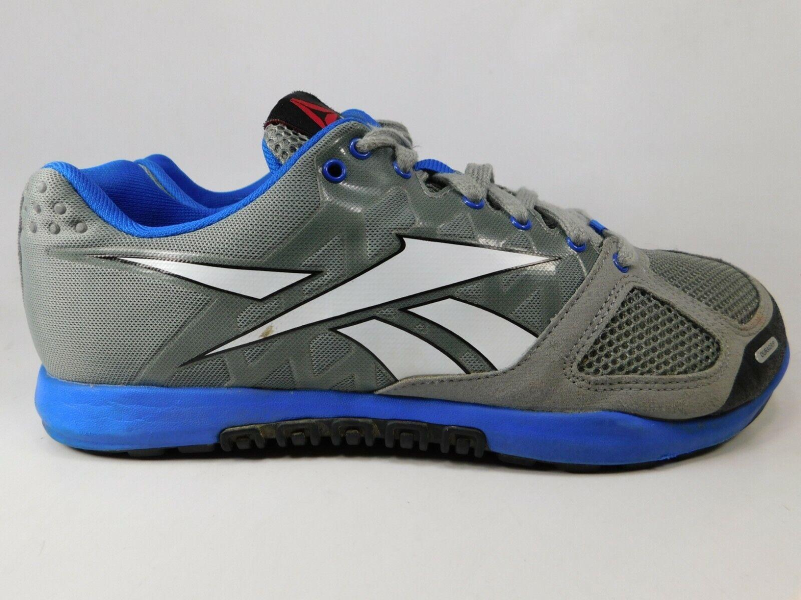 Reebok Crossfit Nano 2.0 Dimensione USA 9  M (D) EU 42 Men's Training scarpe grigio J94324  negozio fa acquisti e vendite