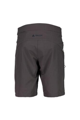 Details about  /Maloja Funktionsshort ski pants shorts gray slim primaloft hadanom. show original title