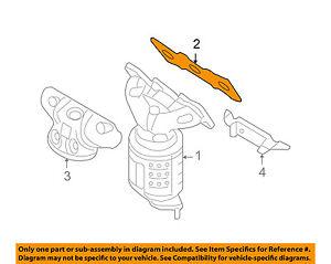 image is loading hyundai-oem-07-18-santa-fe-exhaust-manifold-