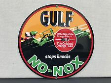 Atlantic gasoline Oil RARE aviation vintage round metal  sign reproduction