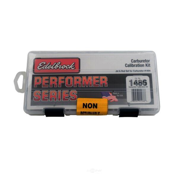 Edelbrock Calibration Kit For Performer Series Carburettors For Ed1802 1486