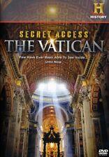 Secret Access: The Vatican (DVD, 2011)