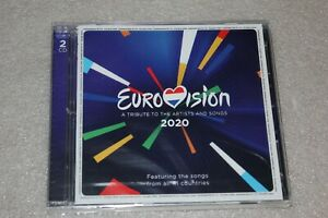 Eurovision-Song-Contest-2020-2CD-NEW-SEALED