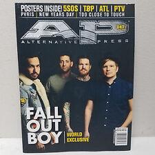 FALL OUT BOY Alternative Press AP June 2017 Magazine 347 Cover 1 5SOS ATL PTV