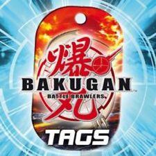 BAKUGAN BATTLE BRAWLERS TAGS TRADING CARD DOG TAGS 12 PACKS SERIES 2 NEW