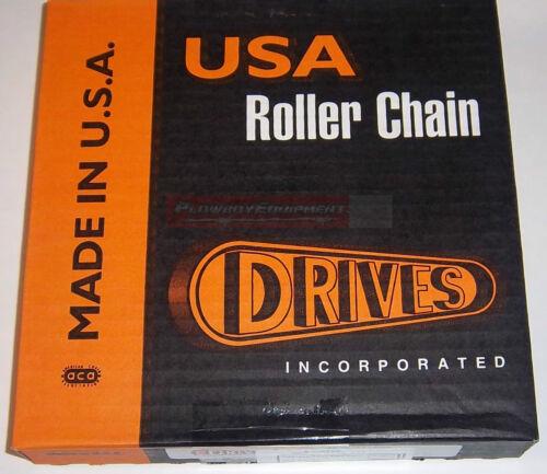 Drives USA 40 Chain 10/' Roll New Holland Massey Case IH Deere Hesston New Idea
