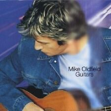 MIKE OLDFIELD - GUITARS CD SOFT ROCK 10 TRACKS NEU