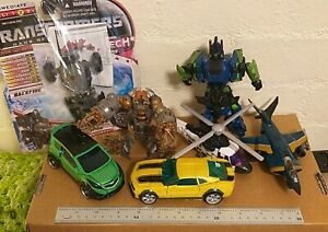 Transformers  Dark of the moon and Revenge of the Fallen