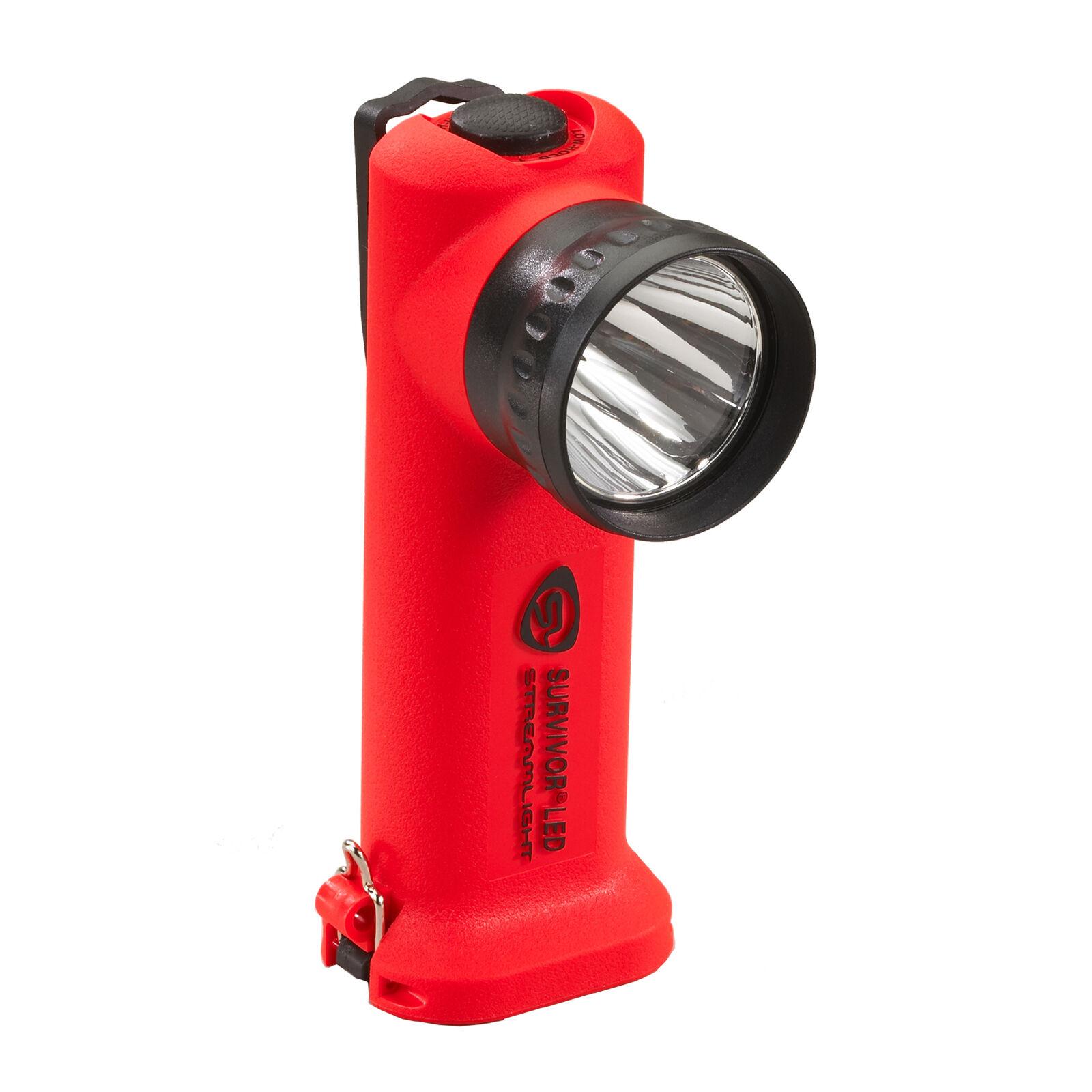 Streamlight Überlebender Wiederaufladbar Led Rechtwinklig Rechtwinklig Rechtwinklig Taschenlampe (No Lade f35335
