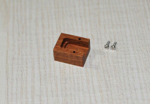 NEW shure v15 type IV legno mahogani Wood Body per pickup CARTUCCIA