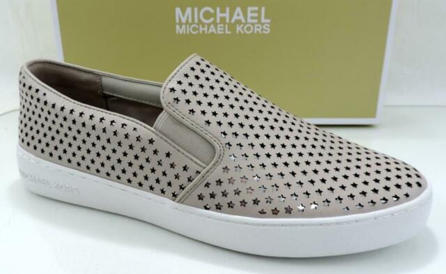 michael kors grey sneakers