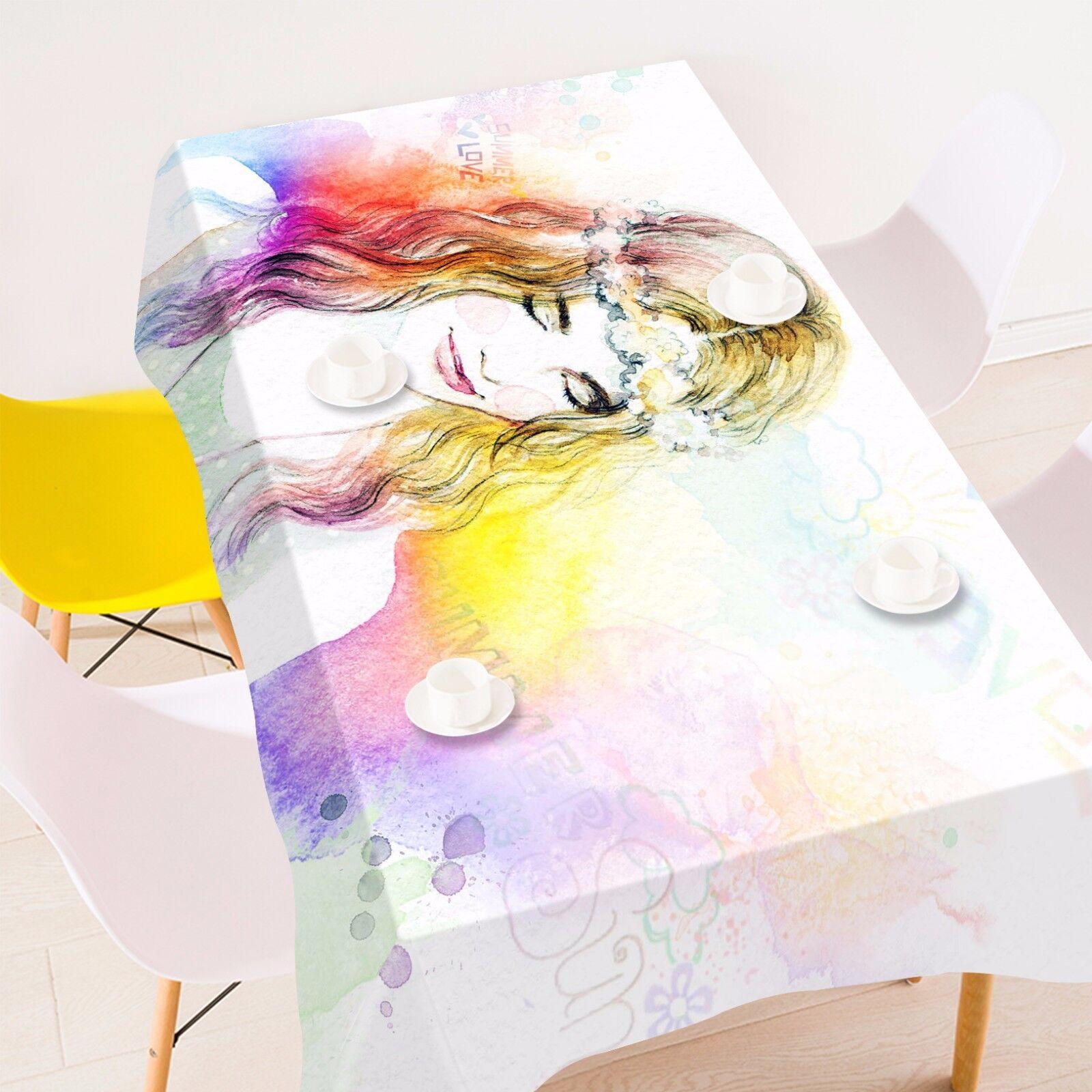 3D Beauty 908 Mantel Mantel Paño Fiesta de Cumpleaños Evento AJ Wallpaper