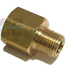 82520N-08 ALPHA FITTINGS Street Elbow,Nickel-Plated Brass,1//2 In.