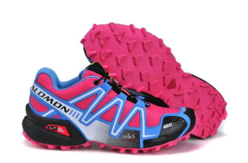 Salomon Speedcross 3 Damen-Outdoorschuhe Laufschuhe Cross-Schuhe Hikingschuhe BW