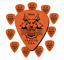 thumbnail 6 - Guitar Picks Clayton Duraplex Delrin Picks 12 Pack Choose Your Favorite Gauge