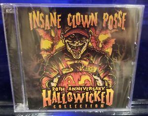 Insane-Clown-Posse-Hallowicked-Collection-2-CD-SEALED-twiztid-esham-tech-n9ne