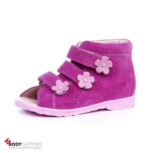 150c25e6a4 Image is loading Kids-Orthopedic-Shoes-Sandals-Revention-Flat-Feet-Girls-