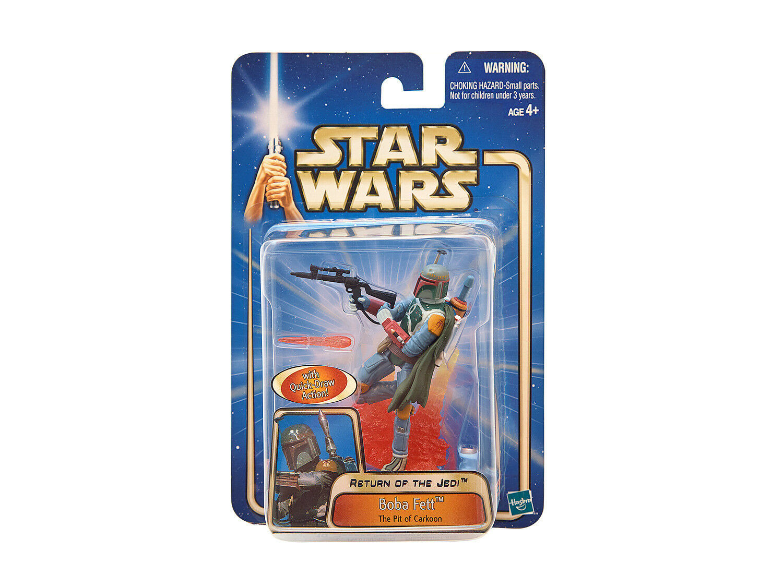 Star Wars   Boba Fett   Pit of Carkoon   Return of the Jedi   2002