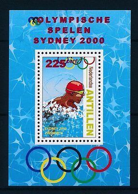 [NA1322] Netherlands Antilles Antillen 2000 Olympic Games Sydney S/S MNH # 1322