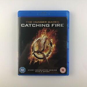 The Hunger Games: Catching Fire (Blu-ray, 2012)