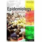 Epidemiology : An Introduction by Kenneth J. Rothman (2012, Paperback)
