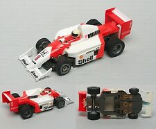 1991 TYCO SHOWA V Rare #1 SHELL F-1 INDY Slot Car BODY 8964 Japan Z-Car Release