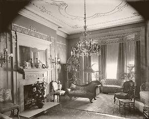 Image Is Loading Edwardian Furniture Parlor Washington DC Photo CHOICES 5x7