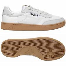 Kappa Scarpe Sneakers Uomo Donna AUTHENTIC MUSORIN 6 Basso Tomaia twill e pelle