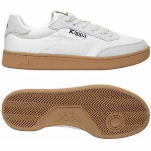 Kappa-Scarpe-Sneakers-Uomo-Donna-AUTHENTIC-MUSORIN-6-Basso-Tomaia-twill-e-pelle