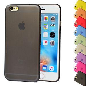 Apple Iphone Handytasche Handyhülle Schutzhülle Cover Tasche Hülle Unifarben
