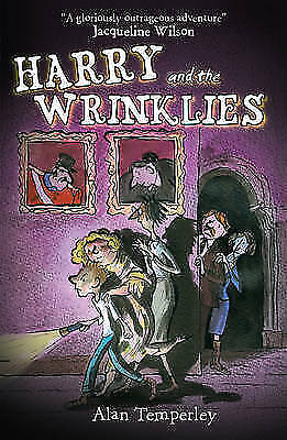 Temperley, Alan, Harry and the Wrinklies, Excellent Book