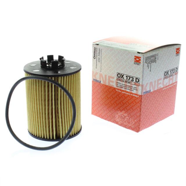Original MAHLE / KNECHT OX 173D Ölfilter Oelfilter Oil Filter