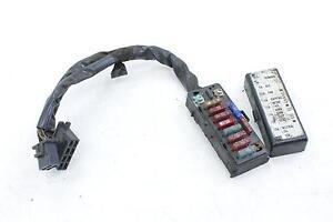 84 87 honda goldwing 1200 gl1200i interstate relay assembly fuse box 2005 Taurus Fuse Box image is loading 84 87 honda goldwing 1200 gl1200i interstate relay