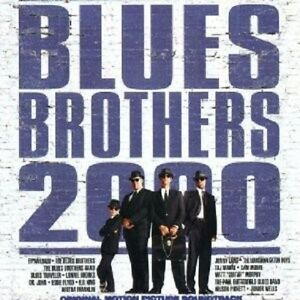 THE-BLUES-BROTHERS-OST-BLUES-BROTHERS-2000-CD-18-TRACKS-SOUNDTRACK-NEU