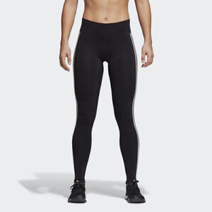 c4d65453a Adidas CW0494 Women Training Believe this 3 Stripe tights long pants ...