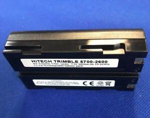 10 of Hitech Trimble R7/R8 GNSS/5700...GPS Receivers#54344*Japan Li-2.6A battery