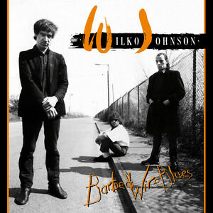 WILKO-JOHNSON-Dr-Feelgood-039-Barbed-Wire-Blues-039-1989-studio-album-CD-new-sealed