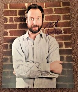 Tom-Green-8x10-Signed-Photo-Road-Trip-Show-Beer-Proof-comedy-RACC