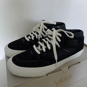 30eda75d43 Vans Vault Our Legacy Half Cab Pro 92 Black Skateboarding Sneakers ...